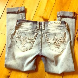 Rock Revival almost brand new skinny jeans!!!